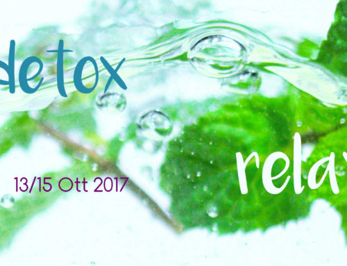 DETOX RETREAT  – Yoga e Ayurveda – 2017