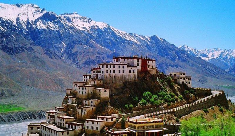 Lahaul-Monastery